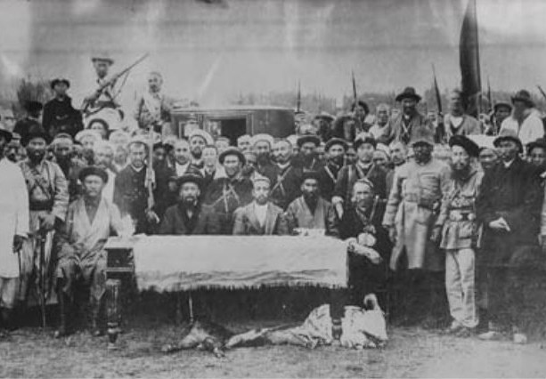 East Turkistan Freedom Fighters – 1933