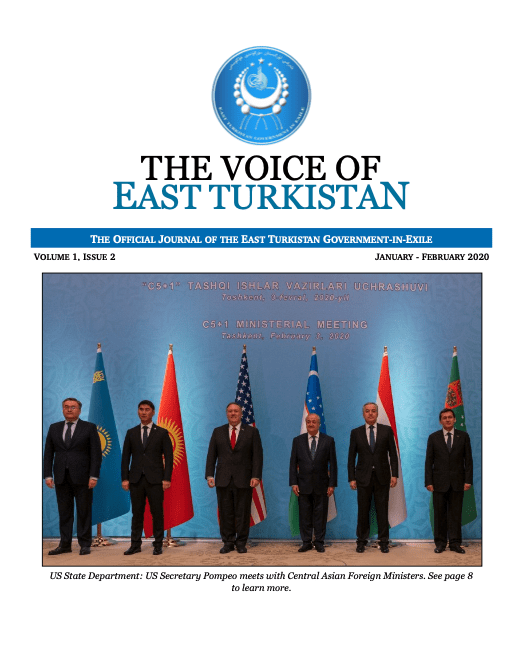 Voice of East Turkistan – Issue 2
