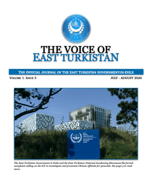 Voice of East Turkistan – Issue 5