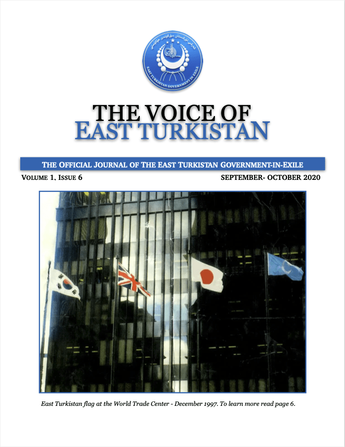 Voice of East Turkistan – Issue 6