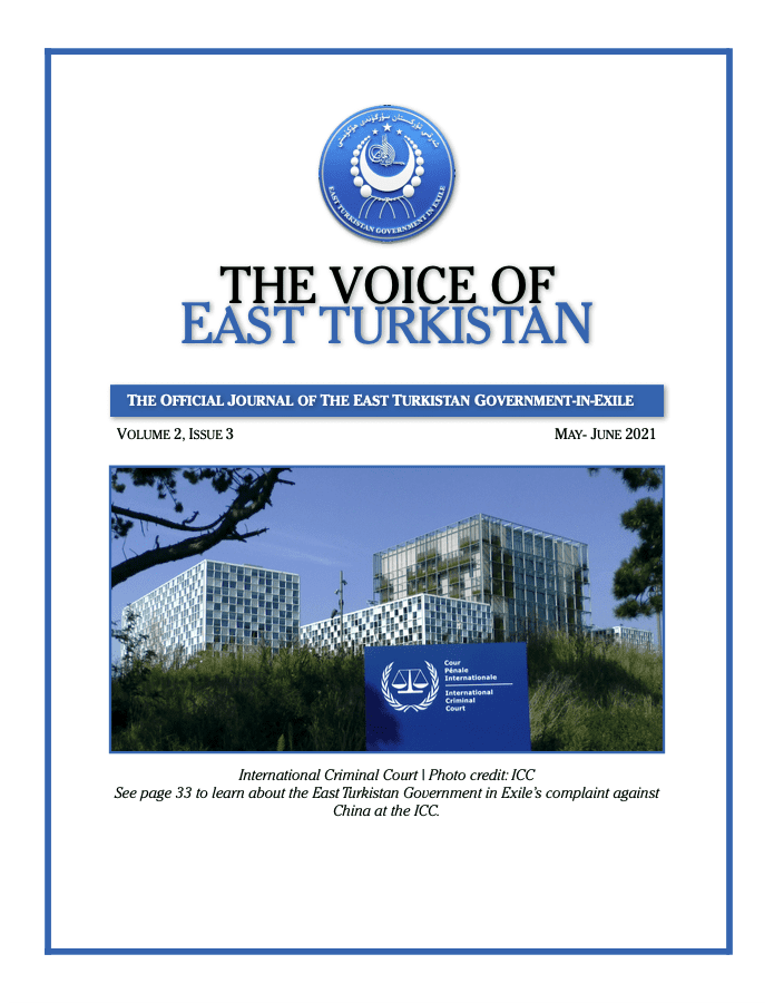 Voice of East Turkistan – Vol. 2 Issue 3