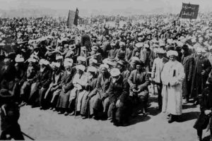 Declaration of Independence of the First East Turkistan Republic in Kashgar - November 12, 1933