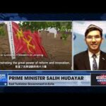 REAL AMERICA'S VOICE: Securing America with Prime Minister Salih Hudayar